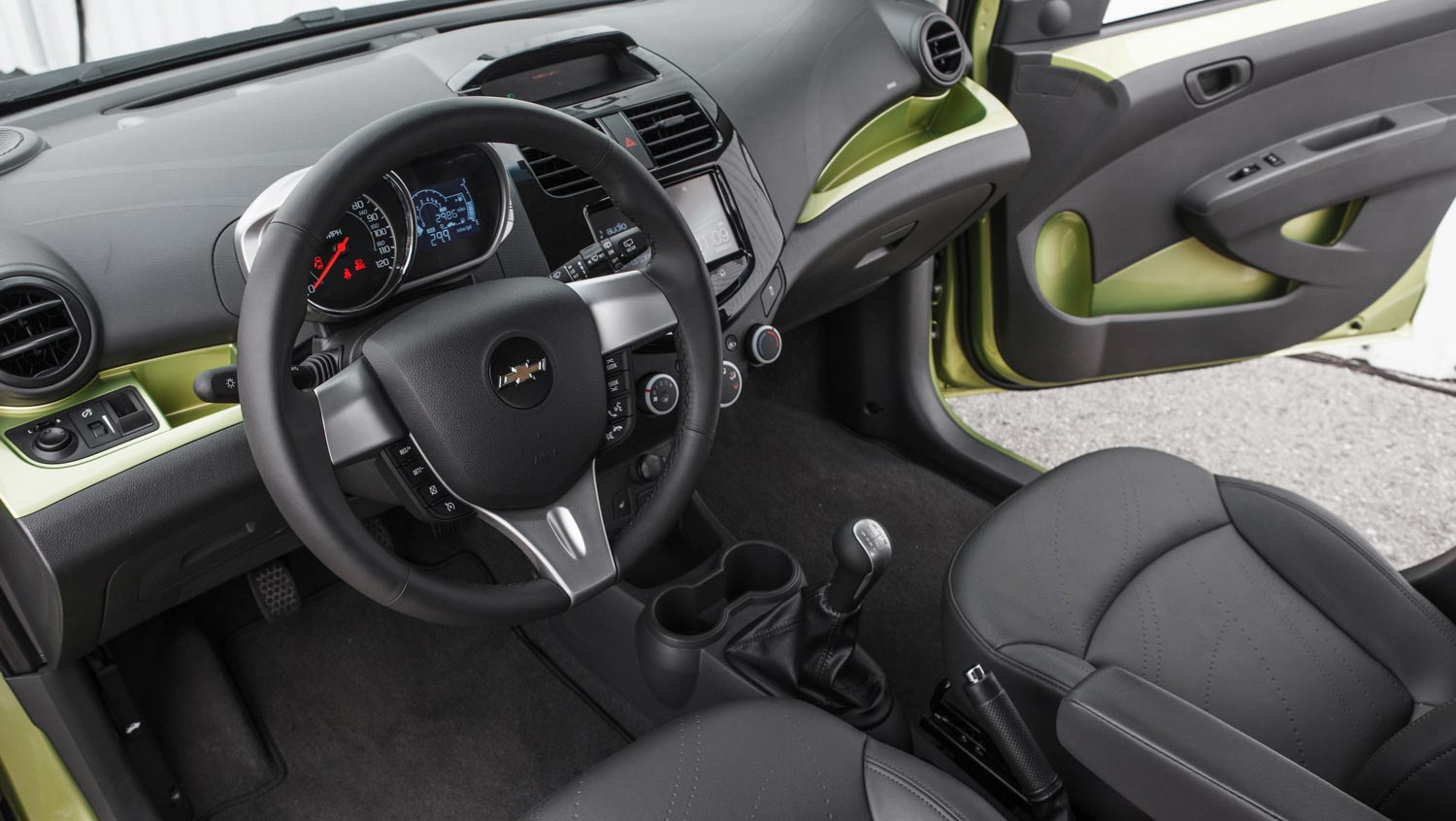 chevrolet spark interior, bestcar corfu car rental