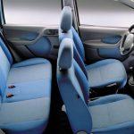 fiat panda interior 3, bestcar corfu car rental