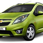 chevrolet spark bestcar corfu car rental
