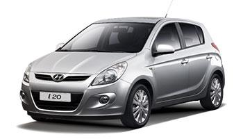 hyundai i20 bestcar corfu car rental