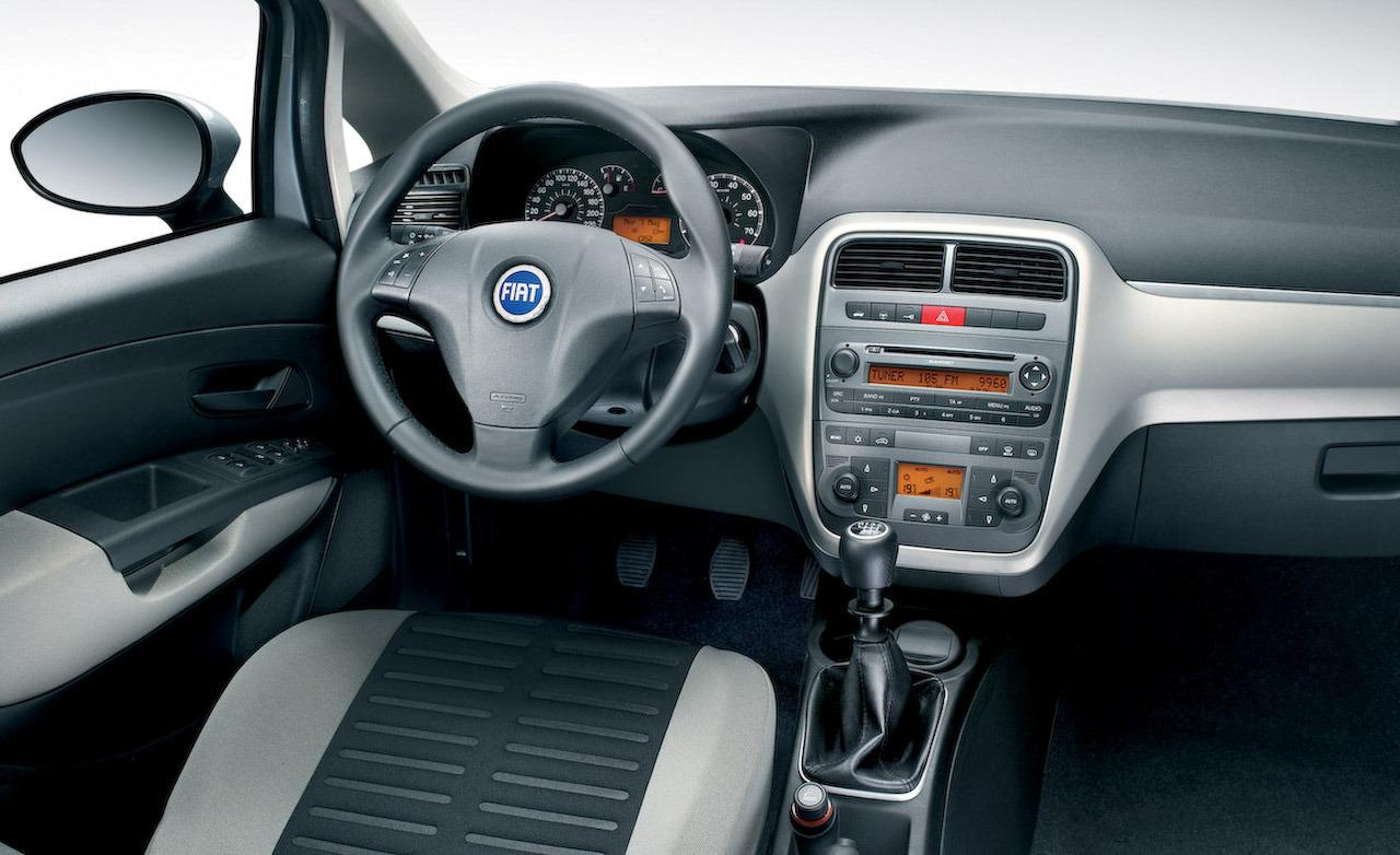 fiat punto interior 1, bestcar corfu car rental
