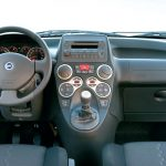 fiat panda interior, bestcar corfu car rental