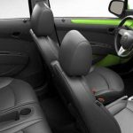 chevrolet spark interior 2, bestcar corfu car rental