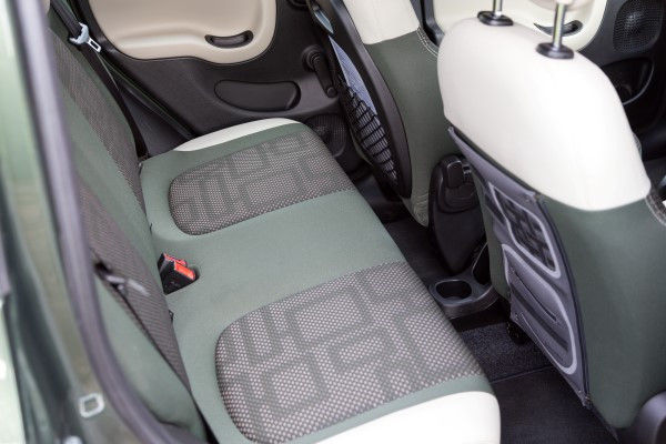fiat panda interior 2, bestcar corfu car rental
