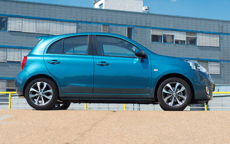 nissan micra bestcar corfu car rental