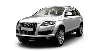 audi q7, bestcar corfu car rental