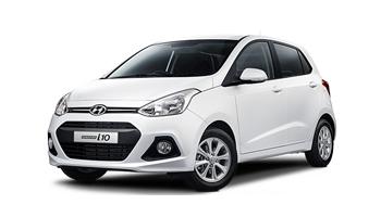 Best Car Rental Corfu Hyundai i10 2019