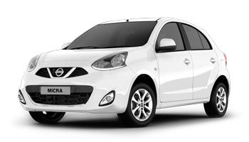 Best Car Rental Corfu Nissan Micra